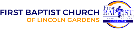 First Baptist Church of Lincoln Gardens Logo
